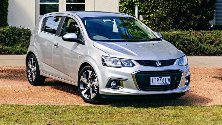 2018 Holden Barina