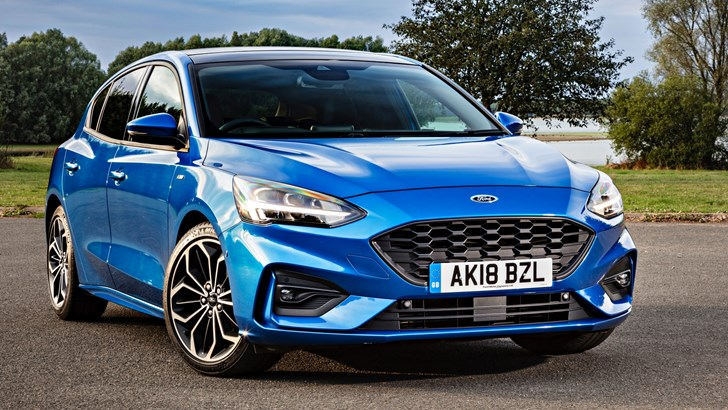 2019 Ford Focus Coming December: Two Bodystyles, From $26k – Gallery