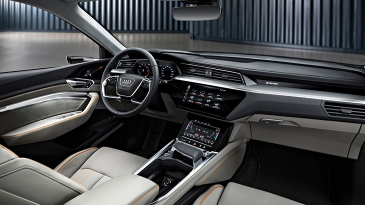 2019 Audi e-tron 55 quattro