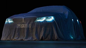 BMW Teases G20 3-Series And Its Enormous Grille – Gallery