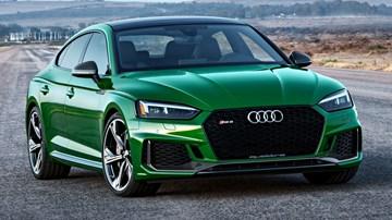 2018 Audi RS5 Sportback – North America