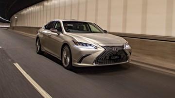 2019 Lexus ES300h Sports Luxury