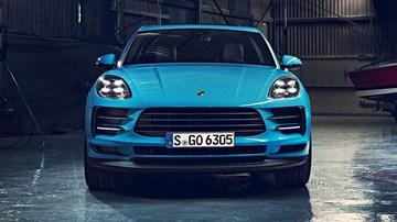 Porsche Kills All Its Diesels – Gallery