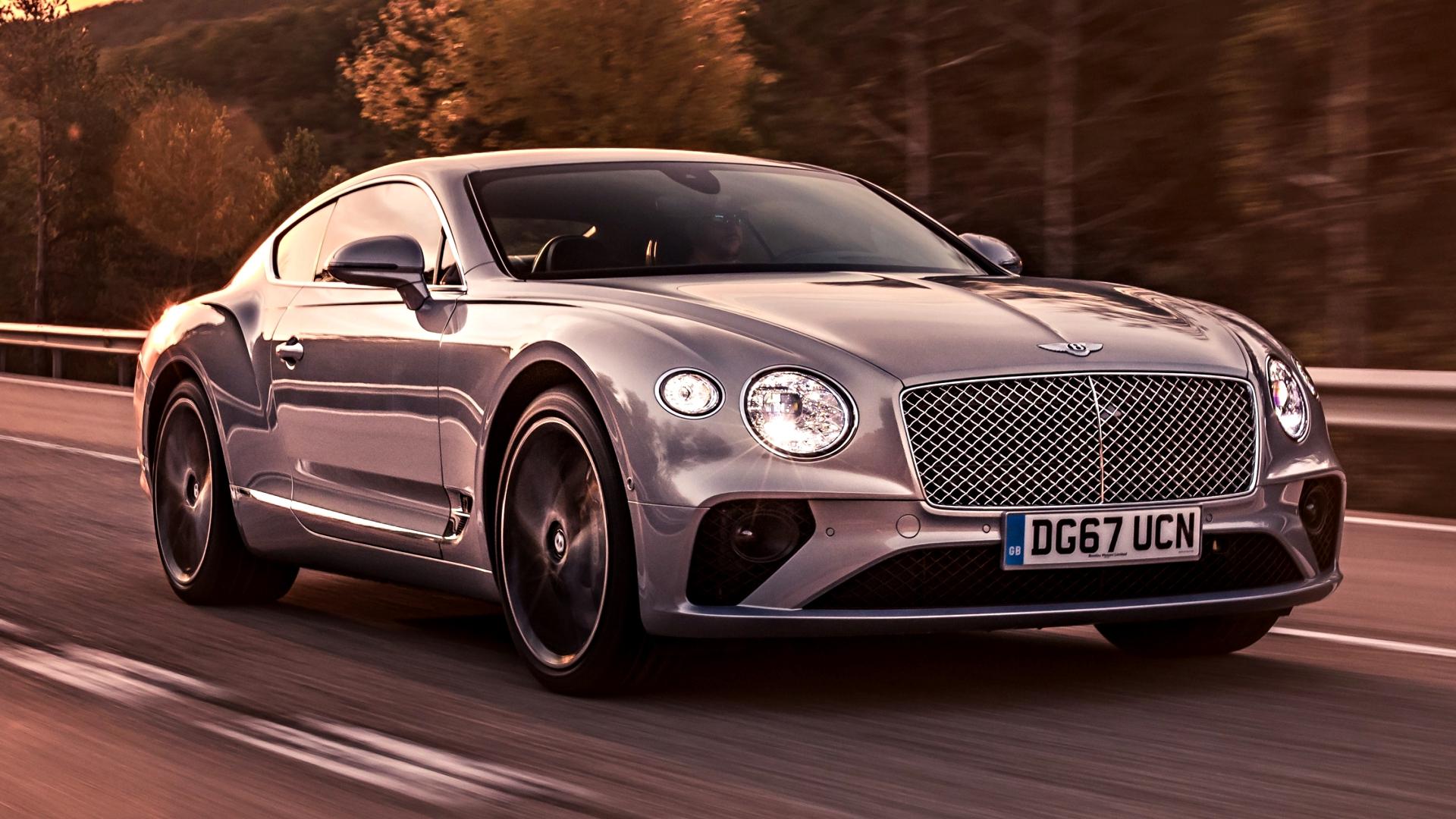News - '19 Bentley Continental GT W12 To Make Australia Rumble