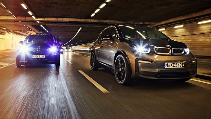 2019 BMW i3, i3S