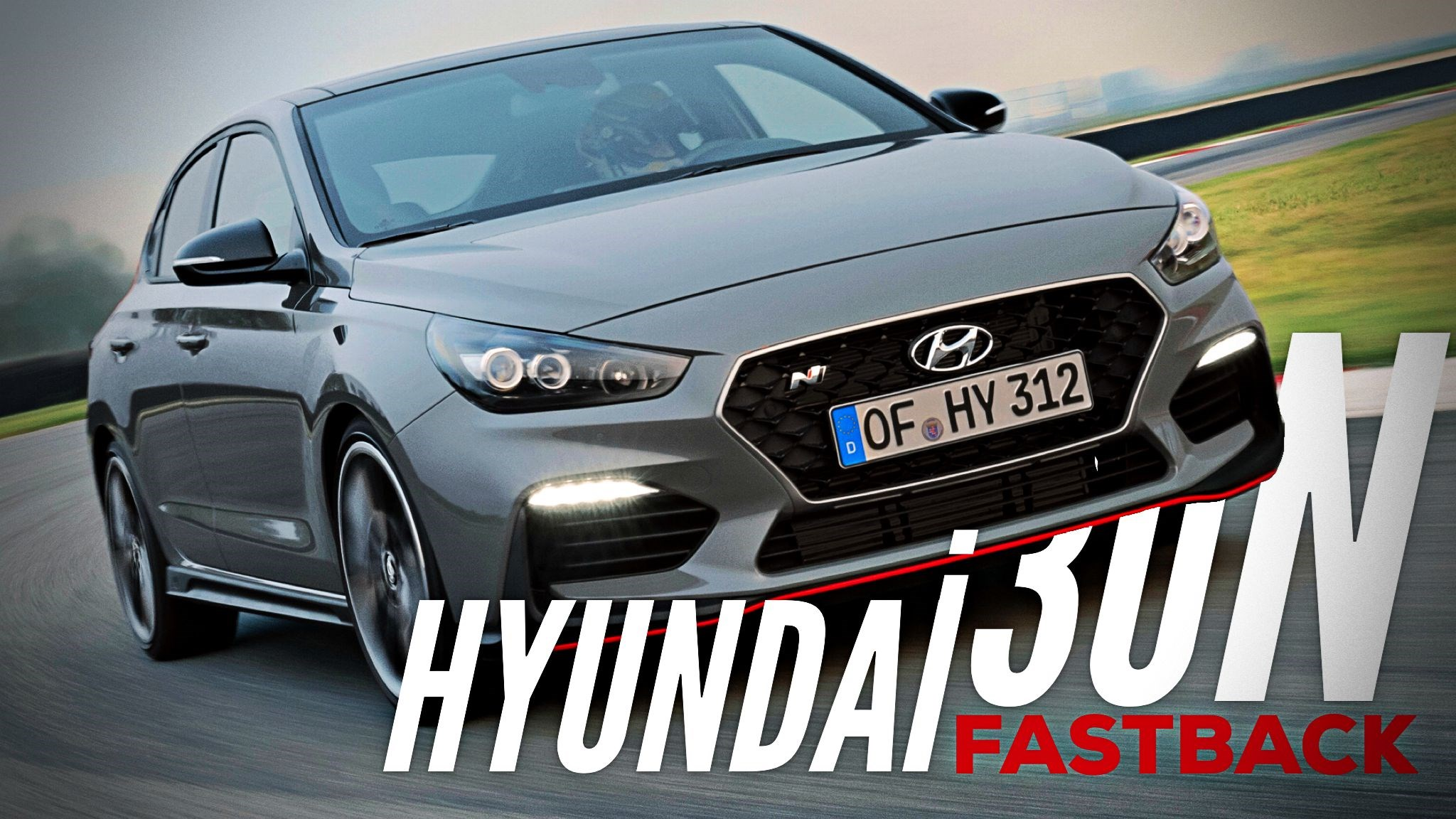 Hyundai i30 Fastback N Debuts Early, Here Q1 '19