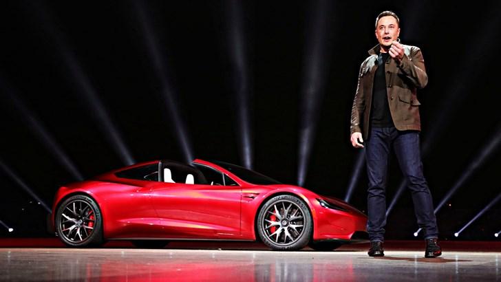Elon Musk Relinquishes Tesla Chairmanship In SEC Settlement– Gallery