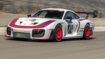 2018 Porsche 935 - Club Sport Racer