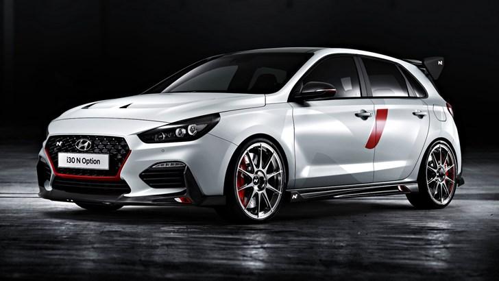 2018 Hyundai i30N N-Option – Paris Motor Show
