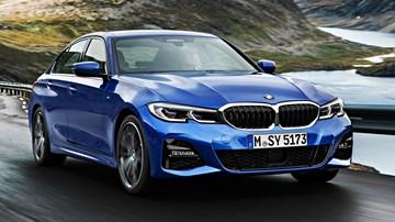 2019 BMW 3-Series (G20)