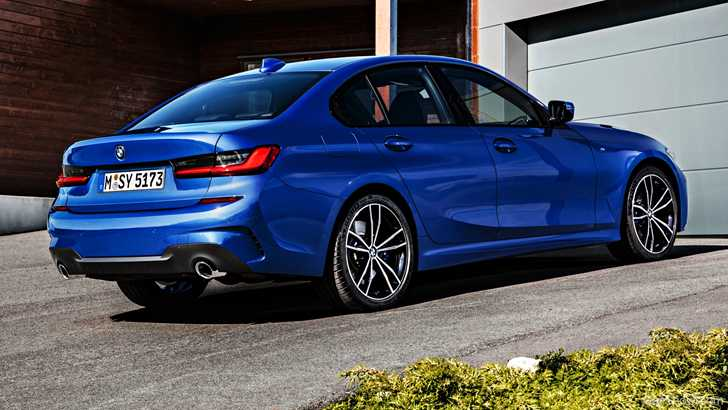 News 2019 Bmw 3 Series Aims To Assert Its Dynamic Dominance