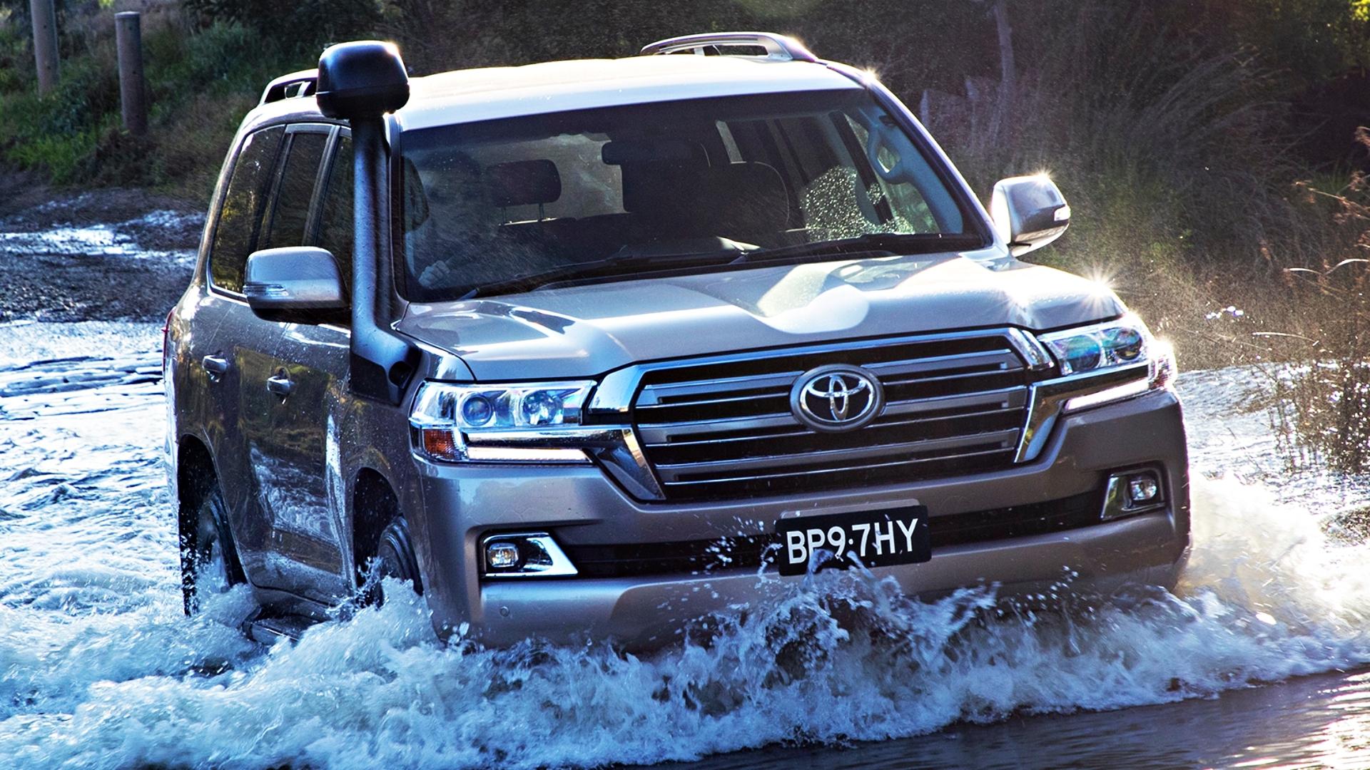 News Toyota Updates Land Cruiser 200 Adds Adas Kit Liberally