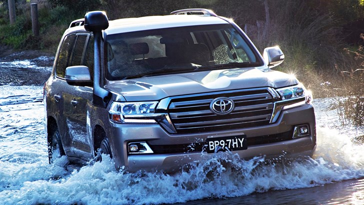 2018 Toyota Land Cruiser 200 GXL