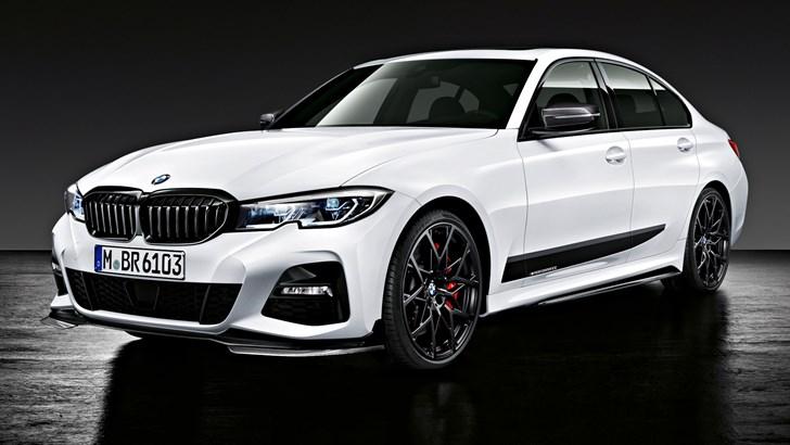 2018 BMW 3-Series (G20) – M Performance