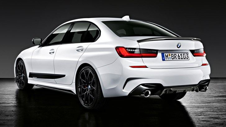 News Bmw Introduces M Performance Parts For G20 3 Series