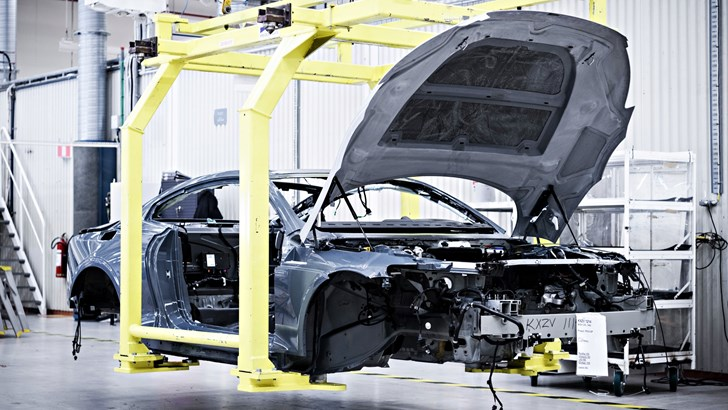 Polestar Begins Prototype Production On The 1 – Gallery