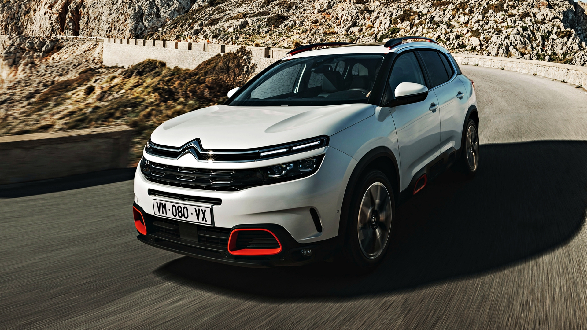 news citroen confirms c5 aircross for australia 2nd. Black Bedroom Furniture Sets. Home Design Ideas