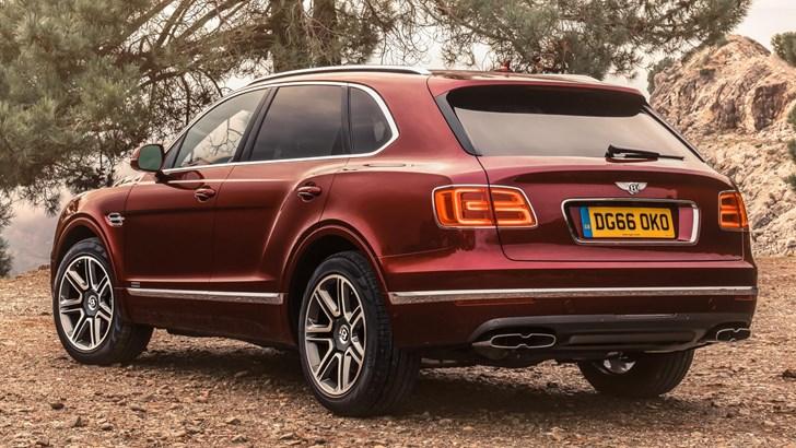 2018 Bentley Bentayga Diesel