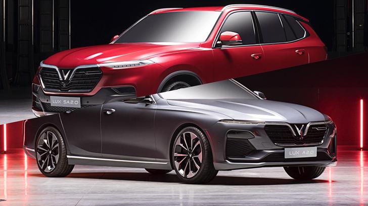 Vinfast's Debutant Duo Shows Off Italian Design On BMW Platforms