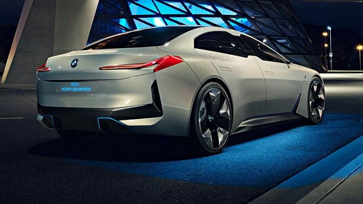 2017 BMW i Vision Dynamics – Frankfurt Motor Show