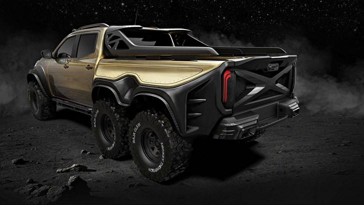 2018 Carlex Design EXY 6x6 Concept