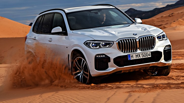 '19 BMW X5 Here November – All Diesel, From $113k