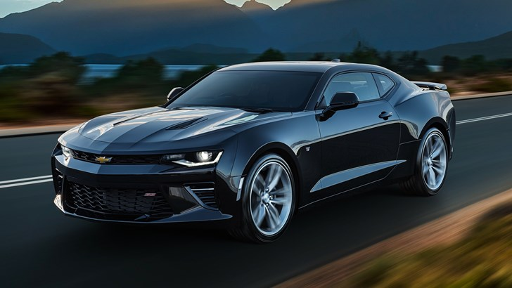 Walkinshaw Supercharger Kit Will Come To HSV Camaro