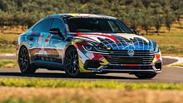 2018 Volkswagen ART3on – World Time Attack Challenge