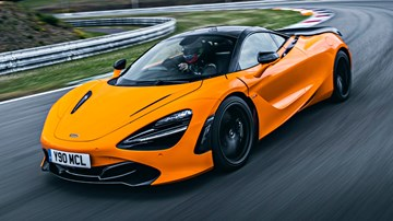 2018 McLaren 720S Performance – Track Pack