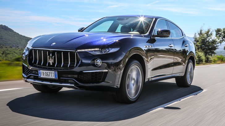 Maserati Levante Updated For 2019