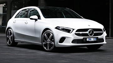 2018 Mercedes-Benz A250 4Matic