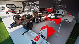 Lanzante To Build Porsche 911 Turbo With Real TAG F1 V6s