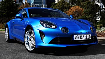 Alpine Debuts A110 At Motorclassica – Gallery