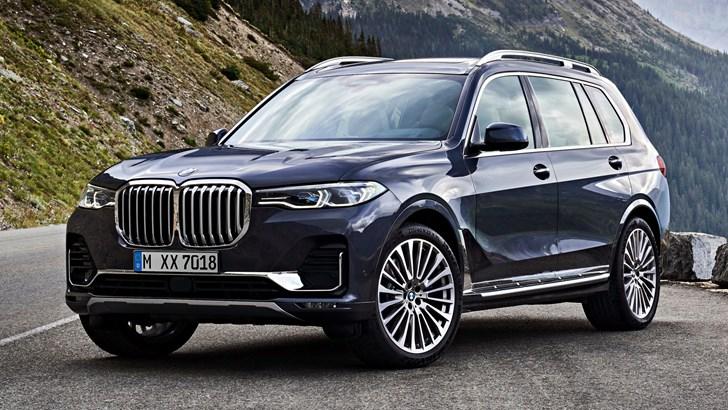 2019 BMW X7 xDrive30i