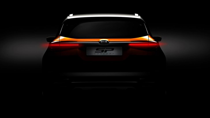 Kia To Enter Compact SUV Space In 2019 – Gallery