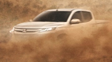 Mitsubishi Teases 2019 Triton, Debuting November 9th – Gallery