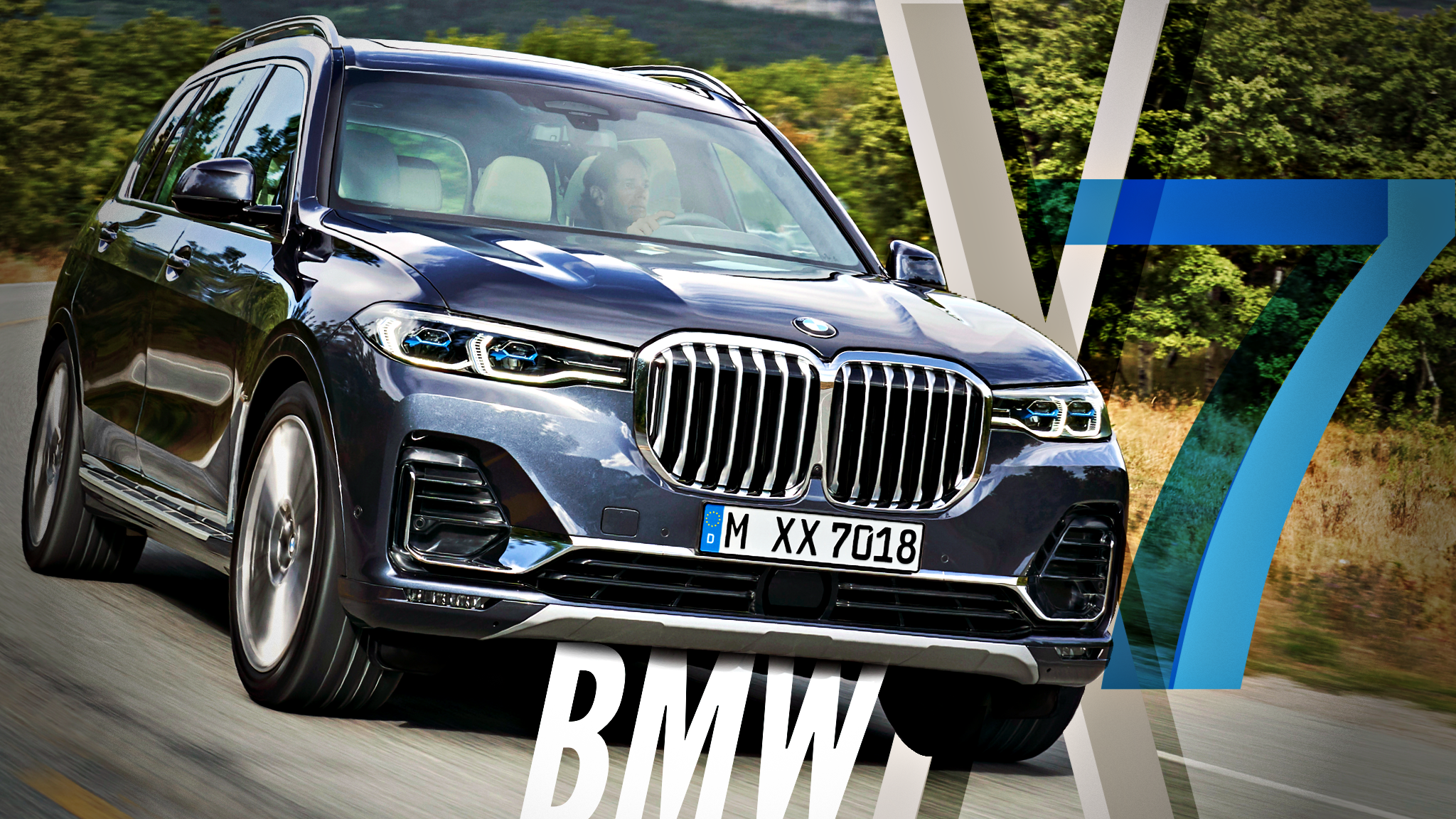 BMW's New X7 Makes Its Global Debut – Redefining Enormity