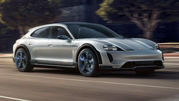 Porsche Confirms Taycan Sport Turismo's Production Launch