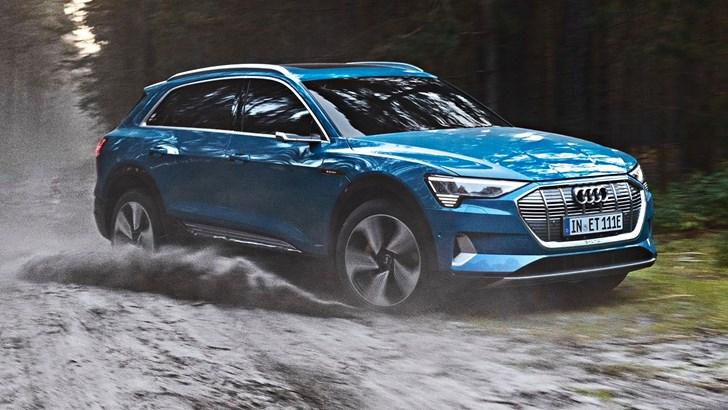 2018 Audi e-tron Quattro