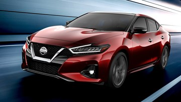 Nissan To Reveal Facelifted Maxima At LA Auto Show