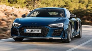 2019 Audi R8 - V10
