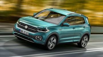Volkswagen Unveils The T-Cross, Stylish Baby City-SUV
