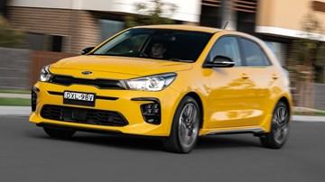 Kia Australia Re-Ups Rio Hatch - Adds GT-Line, Turbo-Petrol