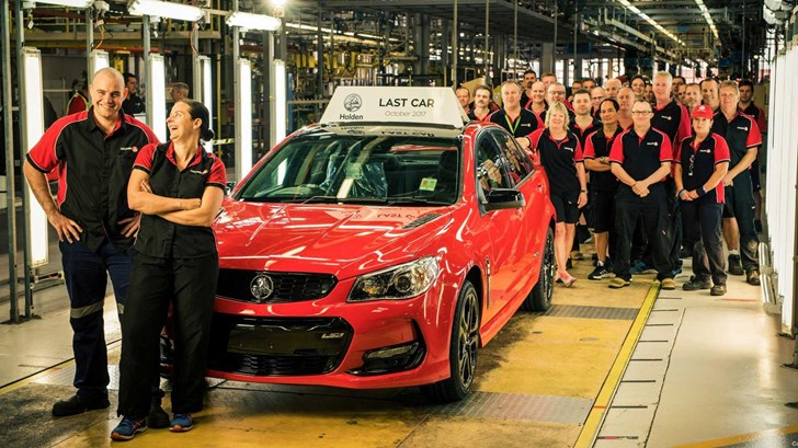 Holden Hits Pause On Commodore, Equinox Production