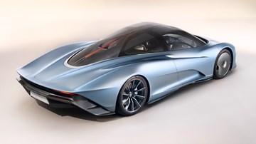 McLaren Unveils The Speedtail - 403km/h, 772kW Hyper-GT