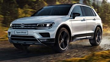 2018 Volkswagen Tiguan Offroad – Moscow Auto Show