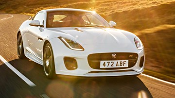 2018 Jaguar F-Type R-Dynamic – Chequered Flag Edition