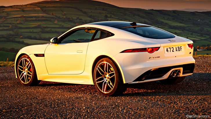 News Jaguar F Type Chequered Flag Marks 70 Years Of Sports Cars