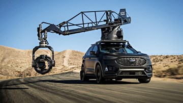 Ford Edge ST Joins Pursuit Systems Camera Crew – Gallery