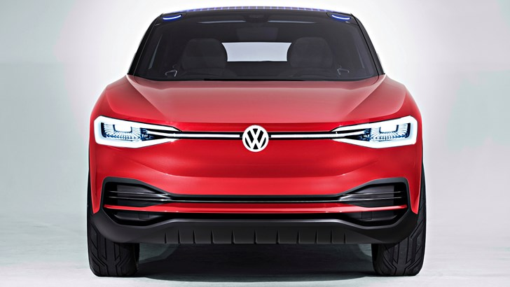 Volkswagen Courts Ford For Autonomy, Mobileye For Sharing – Gallery